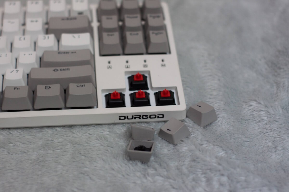 Mở hộp và trên tay nhanh bàn phím Durgod Taurus K320 – Bàn phím cơ giá rẻ chất lượng ngon